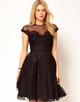 Ted Baker Embellished Detail Prom Dress