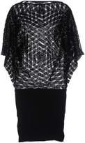 Plein Sud Jeans Short dresses - Item 34642317