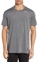 Nike Men's Fitted Dri-Fit Training T-Shirt