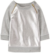 Crazy 8 Metallic Sweatshirt