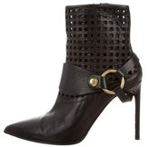 Reed Krakoff Laser Cut Ankle Boots