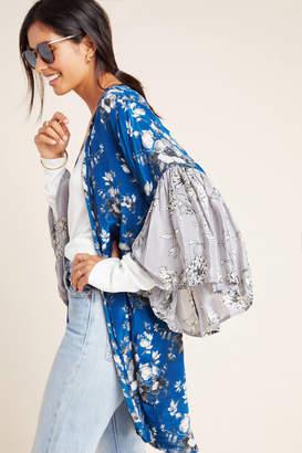 Tolani Salma Bell-Sleeved Kimono