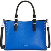 Calvin Klein Medium Bag-in-Bag Satchel