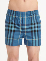 Burberry Pale Petrol Boxers