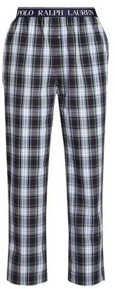 Ralph Lauren Cotton Sleep Trouser