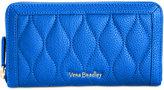 Vera Bradley RFID Quilted Georgia Wallet