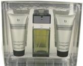 Jacques Bogart Bogart Pour Homme Gift Set for Men (3.4 oz EDT Spray + 3.3 oz After Shave Balm + 3.3 oz All Over Shampoo)