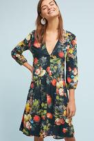 The Odells Floral V-Neck Dress