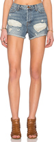 J Brand Gracie Cuff Short