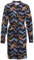 Modstrom CLIVE Dress dark blue