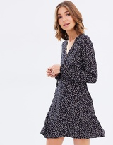 All About Eve Harpers Wrap Dress