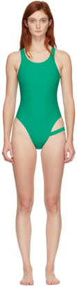 Marieyat Green Shanice One-Piece Swimsuit