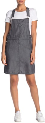 Abound Chambray Overall Dress