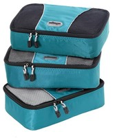 eBags Small Packing Cubes 3pc Set - Aquamarine