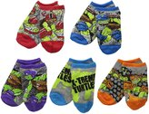 Nickelodeon Little Boys Tmnt Boys 5Pk Bundles- Blue
