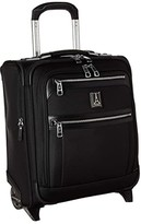 Travelpro Platinum(r) Elite - Regional Carry-On Rollaboard (Shadow Black) Luggage