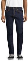 True Religion Rocco Whiskering Cotton Jeans