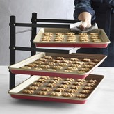 Williams-Sonoma Red Goldtouch® Nonstick Half Sheet Pan