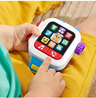 Fisher-Price Laugh & Learn Time to Learn Smart Watch