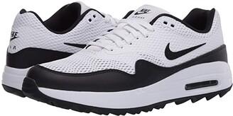 Nike Air Max 1 G (Black/White/Anthracite/White) Women's Golf Shoes
