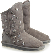 Australia Luxe Collective Grey Angel Short Shearling Boot