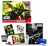 Star Wars Yoda Sticker Activity Fun - Multi-Colored