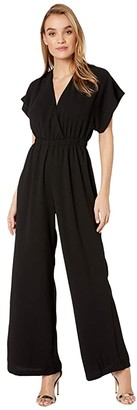 Bishop + Young Cameron Jumpsuit (Black) Women's Jumpsuit & Rompers One Piece