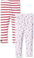 Mothercare Baby Girls' Heritage Leggings,(Manufacturer Size: 68 cms)