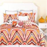 Trina Turk Peacock Punch Comforter Set, Twin/Twin XL