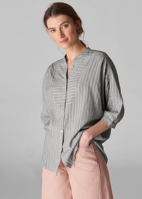 Beatrice Stripe Shirt