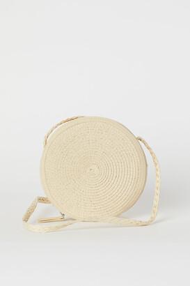 H&M Straw Shoulder Bag