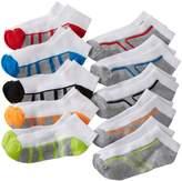 Tek Gear Boys 10-pk. Low-Cut Performance Socks