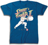 Novelty T-Shirts Street Fighter II Graphic T-Shirt