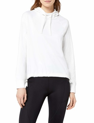 Aurique Amazon Brand Women's Long Sleeve Sweatshirt