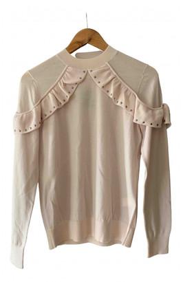 Kate Spade Pink Wool Knitwear