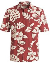 Quiksilver Waterman Men's Beach House Button Down Shirt