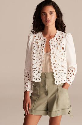 Rebecca Taylor La Vie Ella Embroidery Jacket