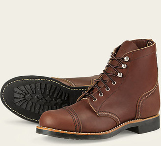 Red Wing Shoes 3365 Women Iron Ranger - US 6 - Brown