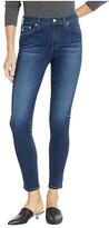 AG Adriano Goldschmied Farrah Skinny Ankle in 4 Years Deep Willows (4 Years Deep Willows) Women's Jeans