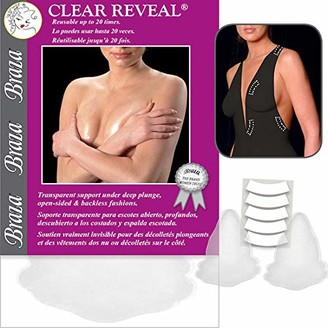 Braza Women's Reveal Adhesive Bra