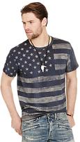 Denim & Supply Ralph Lauren Crew Neck T-shirt, Supply Indigo