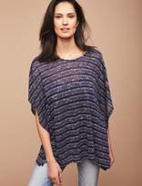 Pull Over Poncho Nursing Cardigan