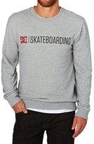 DC Minimal 16 Crew Sweatshirt