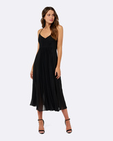 Forever New Livy Detailed Gown Dress