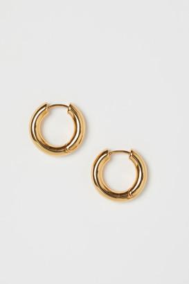 H&M plated Earrings