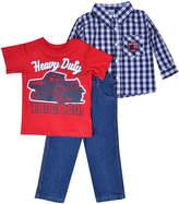 Asstd National Brand 3-pc. Pant Set-Toddler Boy