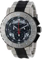 Invicta Men's 6310 Reserve Collection Chronograph Stainless Steel and Rubber Watch