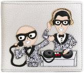 Dolce & Gabbana graphic print wallet