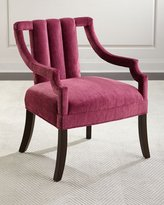 Haute House Tyra Velvet Chair