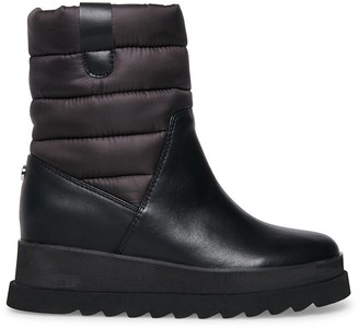 Steve Madden Barrel Black